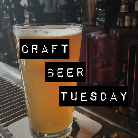 craft beer tuesday